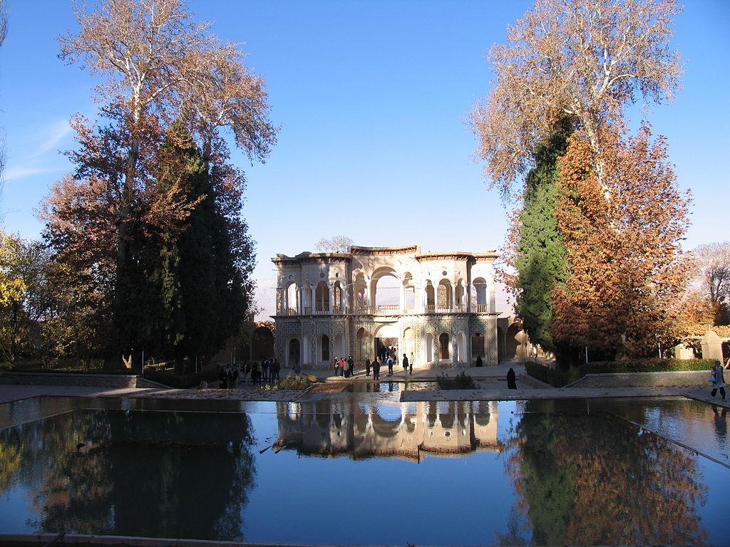 Shazdeh Garden 1 - باغ شاهزاده ماهان