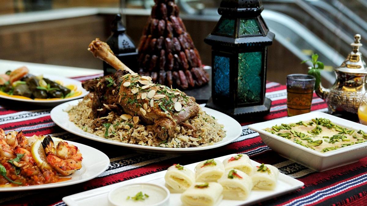 بهترین رستوران های سنتی دبی