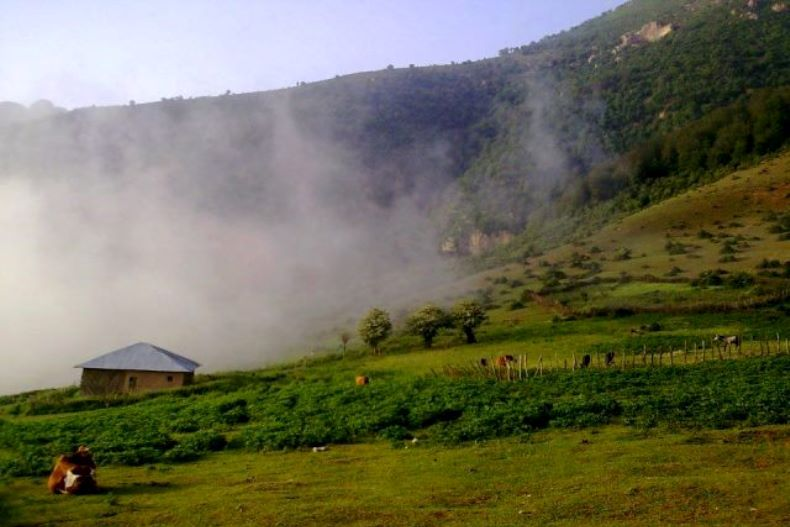 روستای گرمساسر رامسر