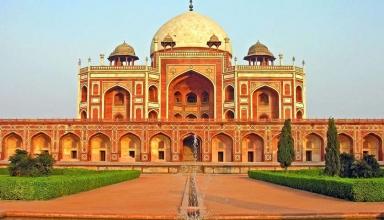 آرامگاه همایون دهلی هند