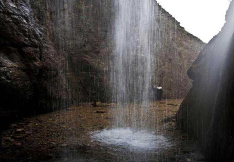 آبشار ورسک مازندران