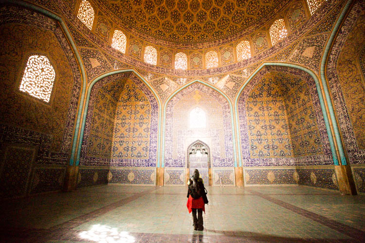 Travel Guide to Isfahan