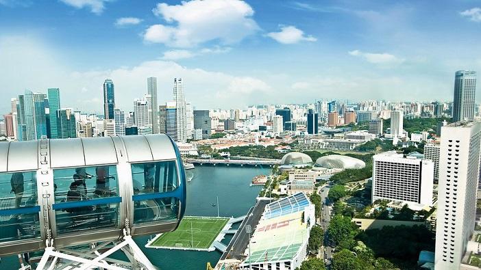 پرنده ی سنگاپوری سنگاپور