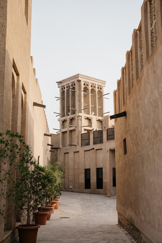 منطقه قدیمی دبی
