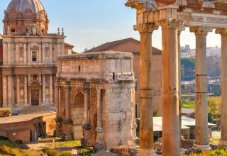 shutterstock 98484677 320x220 - آشنایی با مکان های دیدنی امپراتوری روم ایتالیا