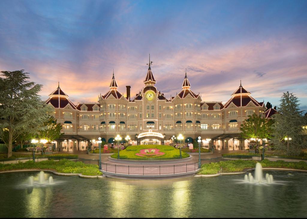 هتل های دیزنی