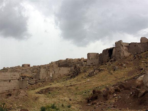 دهکده صخره ای کنزق سرعین