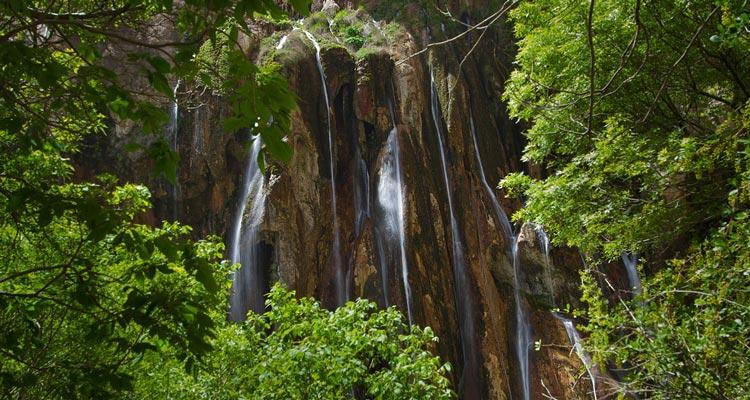 آبشار مارگون یاسوج
