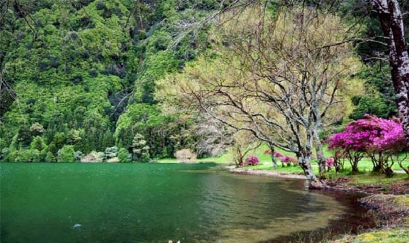 دریاچه شورمست مازندران