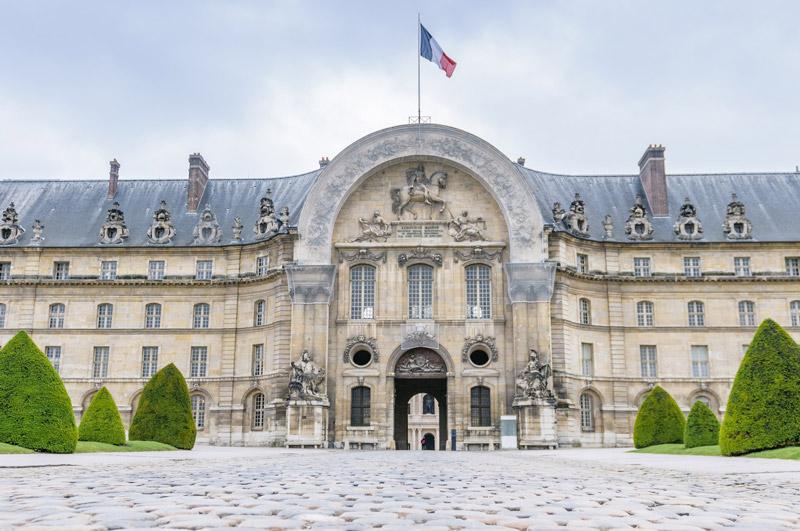 موزه جنگ پاریس