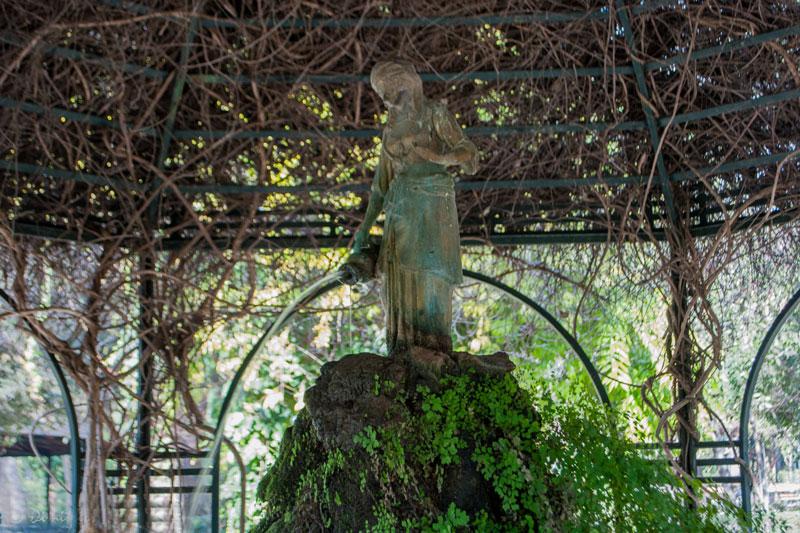 باغ ملی آتن ، یونان