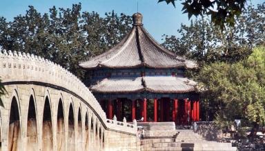 کاخ تابستانی پکن چین