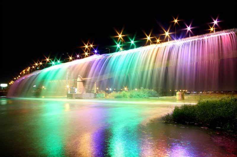آبشار پل هفتم اهواز