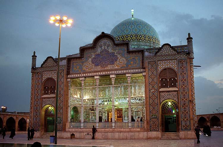 امامزاده حسین (ع) قزوین