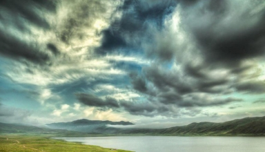 دریاچه نئور اردبیل