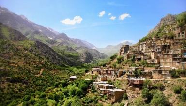 روستای هجیج کرمانشاه