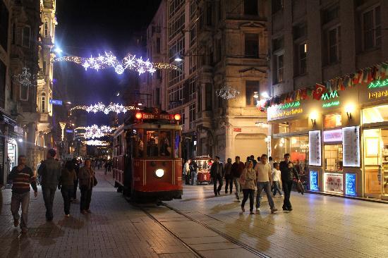 محله آسمالی میسکت استانبول