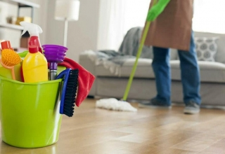 photo ۲۰۱۹ ۰۱ ۱۵ ۱۱ ۴۱ ۲۰ 320x220 - برای تمیزکاری خانه اول از کجا شروع کنیم؟