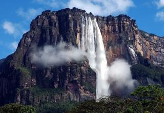 آبشار آنجل ونزوئلا