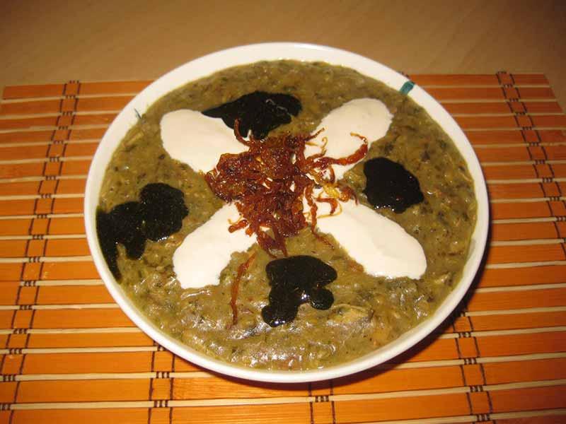 غذاهای محلی کرمان
