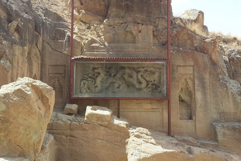معبد داش کسن زنجان