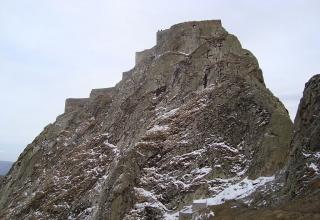 قلعه بابک کلیبر آذربایجان شرقی