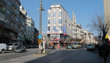 بازار عمده پوشاک استانبول