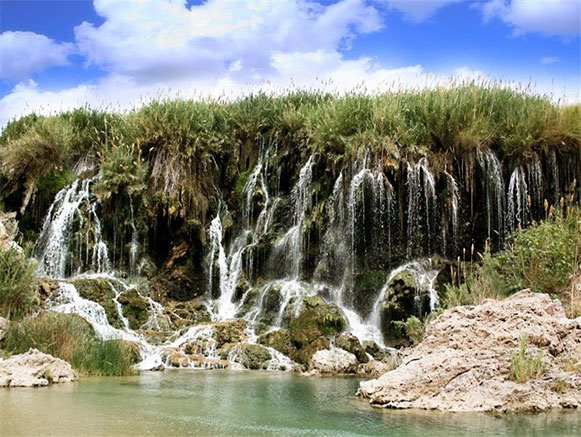 آبشار فدامی داراب
