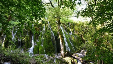 آبشار اوبن ساری