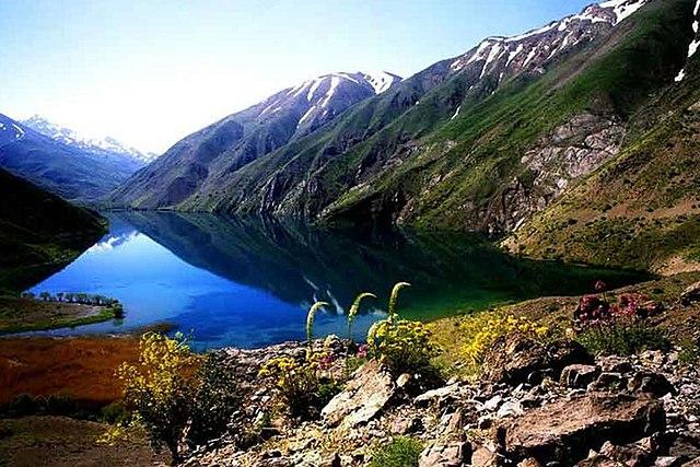 دریاچه گهر لرستان