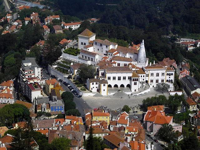 مرکز تاریخی سینترا پرتغال