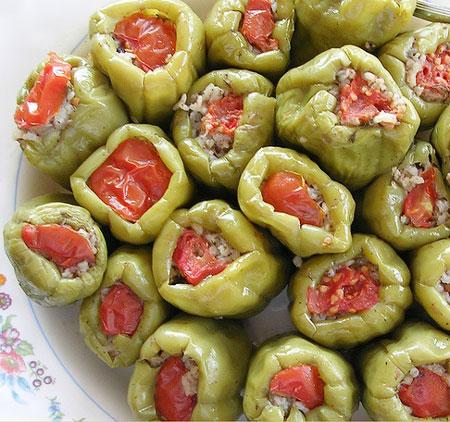 غذای محلی آنکارا