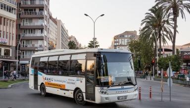 حمل و نقل عمومی آنتالیا ترکیه