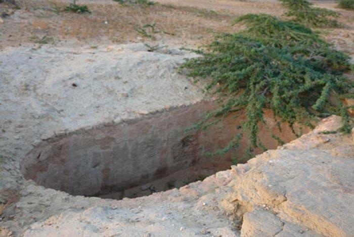 گورستان جن سیستان و بلوچستان