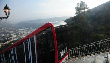 حمل و نقل عمومی تفلیس گرجستان
