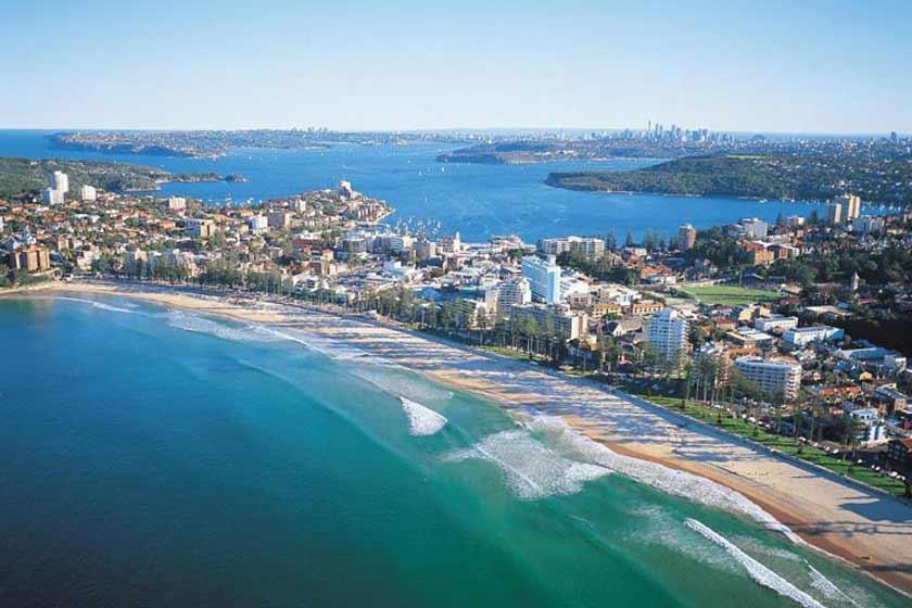 جاهای دیدنی سیدنی استرالیا