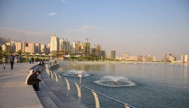 پارک خلیج فارس تهران