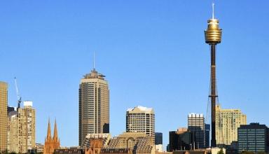 برج سیدنی استرالیا