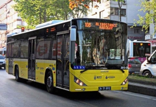 حمل و نقل عمومی استانبول ترکیه