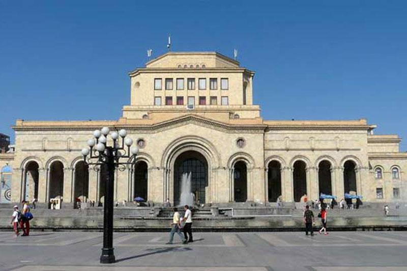 نگارخانه ملی ارمنستان