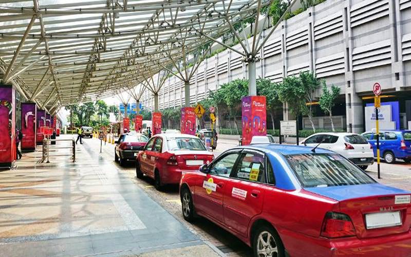 حمل و نقل عمومی کوالالامپور مالزی