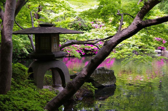 باغ هاپئن توکیو