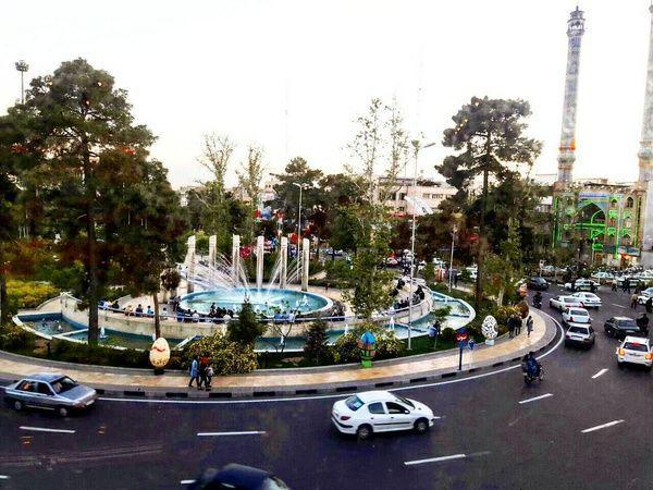 وضیت مسکن در سه محله پونک , نارمک و تهران پارس