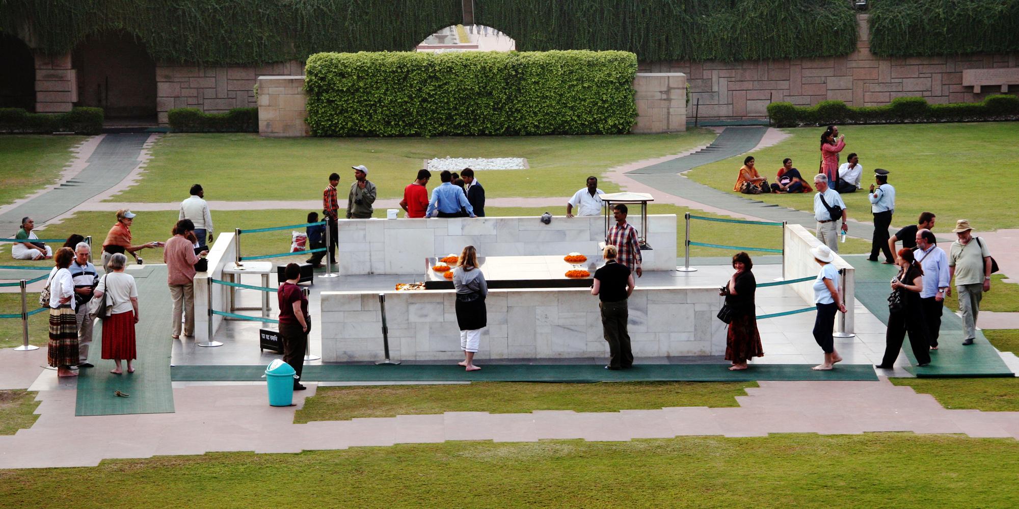 راج گات دهلی ، هند