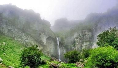 آبشار ورزان تالش