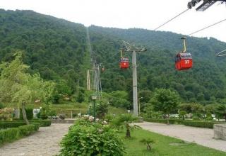 شهرک توریستی نمک آبرود مازندران