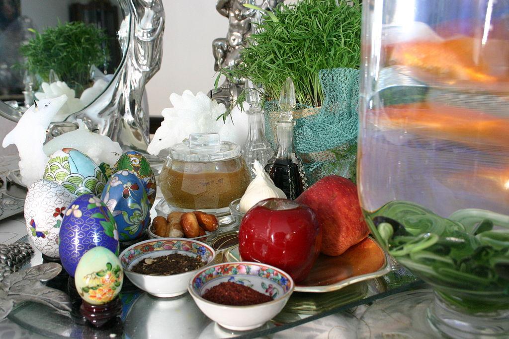 عید نوروز ، جشن باستانی ایرانیان