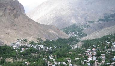 روستای شاهاندشت آمل مازندران