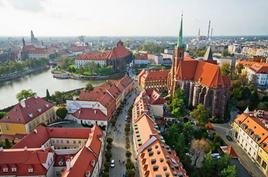 شهر وروتسواف ؛ نگین لهستان
