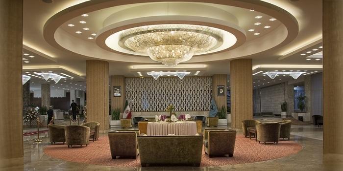 هتل هما یک مشهد